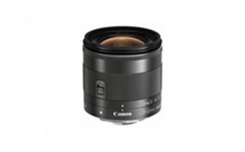 Canon sắp ra ống kính góc rộng zoom quang 2x cho máy EOS M