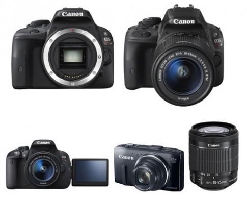 Canon sẽ ra 700D, 100D và ống kit STM ngày mai