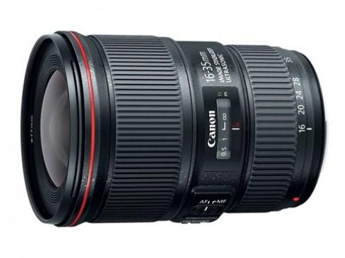 Canon thêm hai ống kính siêu rộng cho máy full-frame và crop