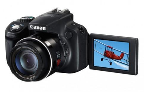 Canon thu hồi một số máy PowerShot SX50 HS