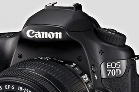 Canon xác nhận sắp ra EOS 70D
