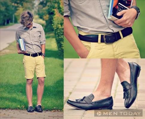 Cập nhật street style các chàng trai trên thế giới giữa tháng 6