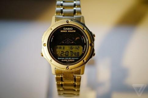 Casio mới là người tiên phong trong lĩnh vực đồng hồ thông minh