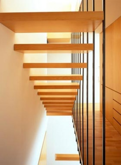 Cầu thang minimalism