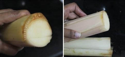 Chỉ bạn cách ăn lõi chuối để tiêu sỏi thận và giảm cân cấp tốc