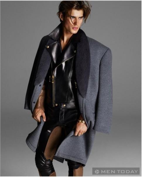 Chiến dịch thời trang nam Thu/Đông 2013-14 từ Versace