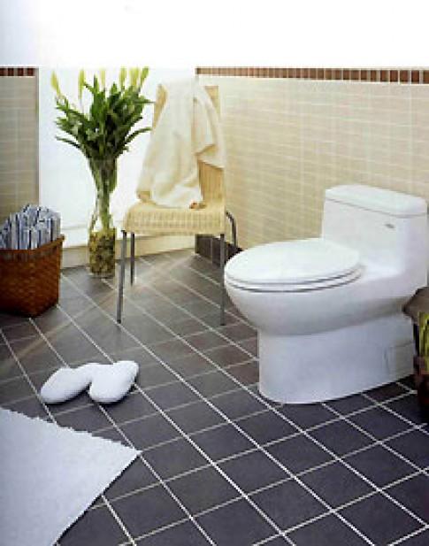 'Chỗ ngồi' trong phòng tắm