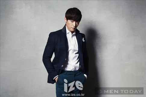Choi Jin Huyk (The Heirs) trẻ trung và nam tính trên IZE