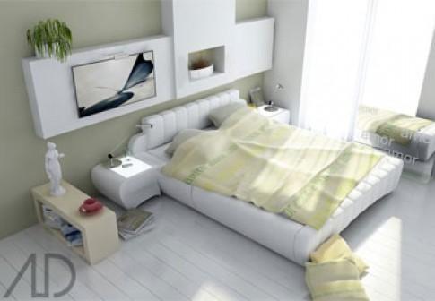 Chọn màu phòng ngủ theo mệnh
