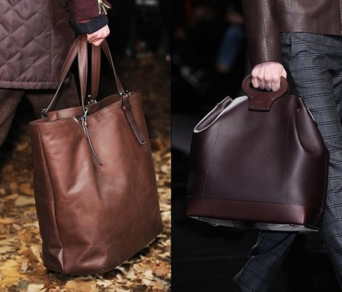 Chọn mua túi cho tiết trời mùa thu
