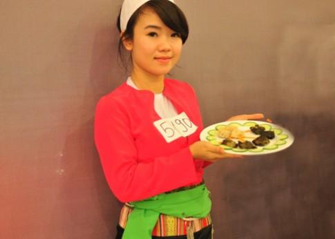 Chồng Tây đưa vợ Việt thi vòng loại Vua đầu bếp