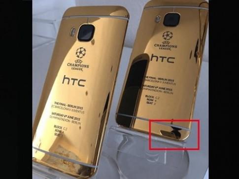 Chuyện thật như đùa: HTC vô tình quảng cáo cho Apple