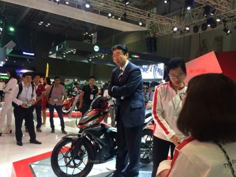[Clip] Màn ra mắt Honda Winner 150 tại VMSC 2016