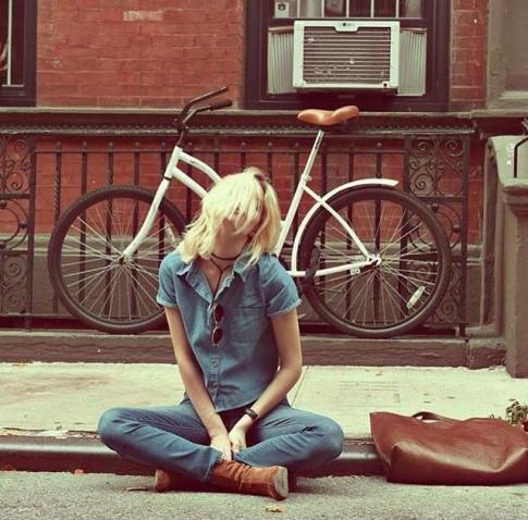 Cô đơn là một niềm hạnh phúc khi ta biết tận hưởng nó