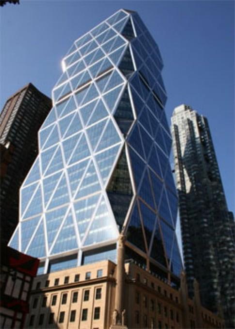 Công trình lớn của Norman Foster