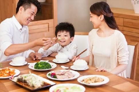 Cuộc thi nấu ăn qua ảnh 'Bữa cơm gia đình'