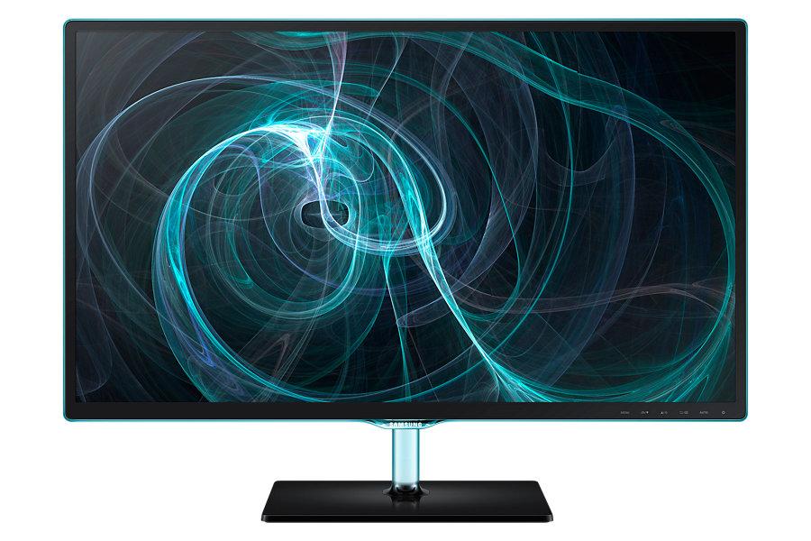 Đánh giá nhanh màn hình Samsung S24D390HL