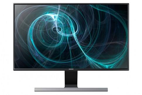 Đánh giá nhanh màn hình Samsung S27D590P