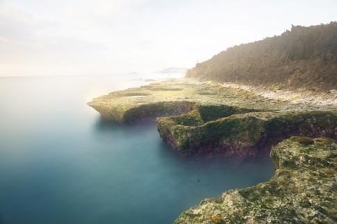 Đảo san hô – viên ngọc sáng của Ninh Thuận