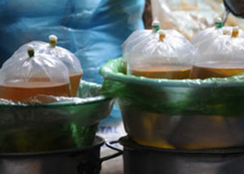 Dầu ăn tái chế tiềm ẩn nguy cơ gây ung thư