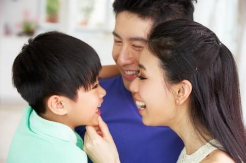 Dạy con nên người bằng cách dùng ngôn ngữ tích cực