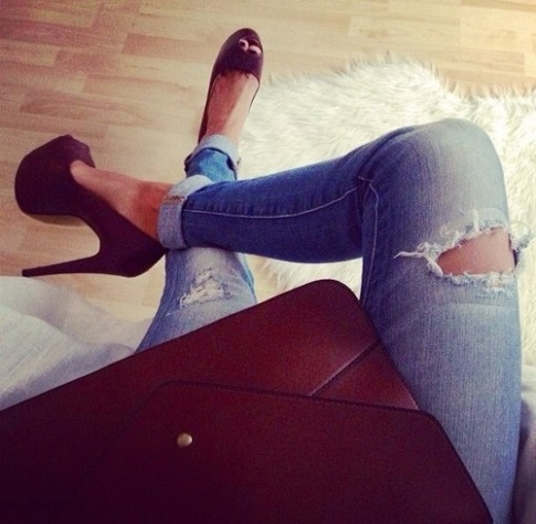 Dễ bị ghẻ nếu mặc quần jeans quá 2 ngày mà không giặt