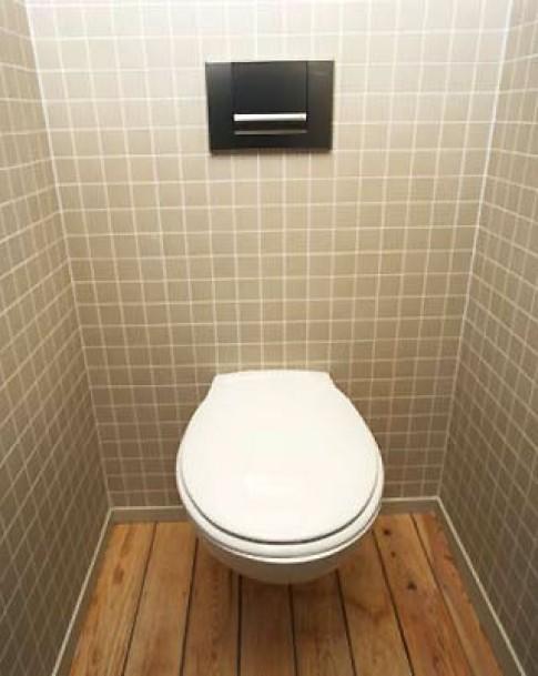 Để toilet có phong thủy tốt