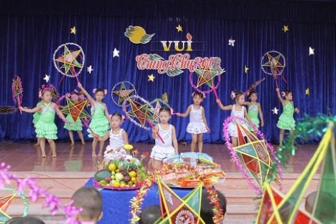 Đêm hội trung thu cho trẻ TP HCM