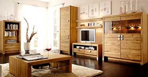 Đẹp với nội thất gỗ sồi