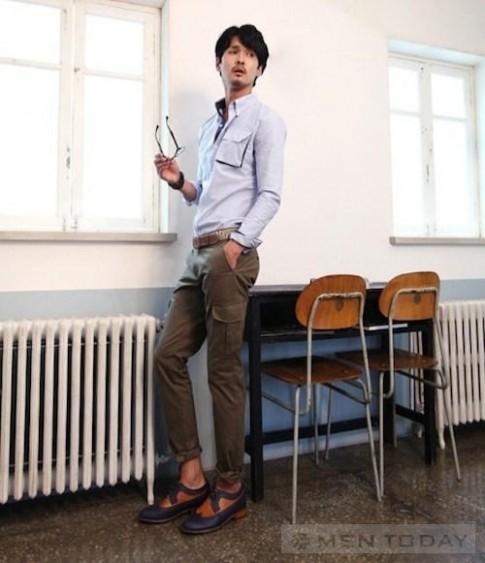Đi giày không tất – những điều các chàng nên lưu ý