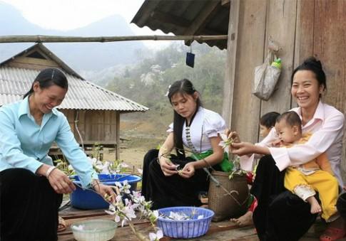 Điện Biên 'cháy' phòng nghỉ dịp lễ hội Hoa Ban