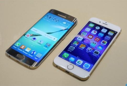 Đọ camera giấu mặt: Samsung Galaxy S6 edge đấu iPhone 6