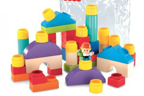 Đồ chơi giúp bé phát triển trí tuệ