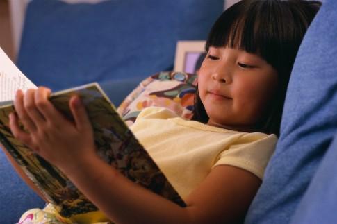 Đọc sách cùng con thế nào cho tốt