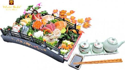 Đón Giáng sinh cùng nhà hàng Wabi Sabi Vườn Nhật