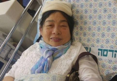 Du khách Nhật Bản bị ném đá tại Israel