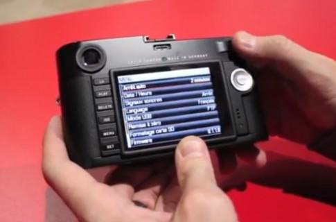 Dùng thử máy ảnh Leica M giá gần 7.000 USD
