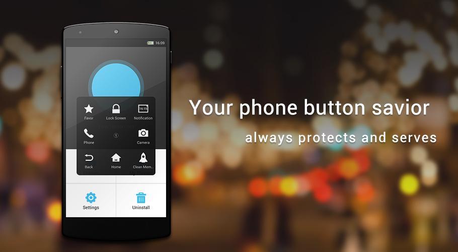 EasyTouch - Công Cụ Hỗ Trợ Thao Tác Trên Android
