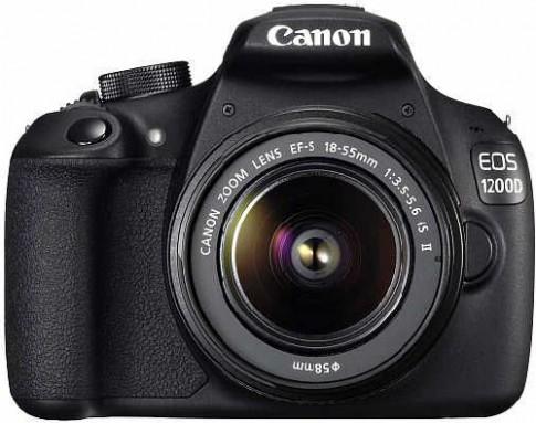 EOS 1200D - máy ảnh DSLR giá rẻ nhất cuả Canon