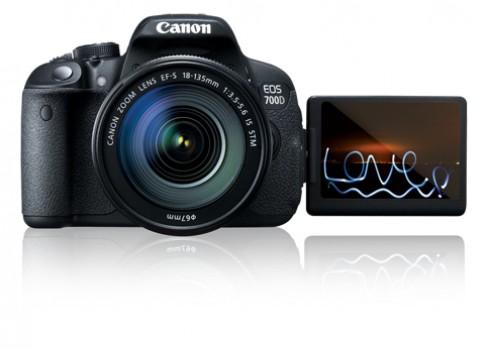 EOS 700D - DSLR cho người mới sử dụngcủa Canon