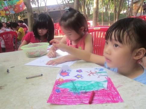 Ép con học chữ sớm là làm hại trẻ