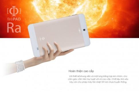 firePAD Ra - Sản phẩm công nghệ mới đến từ Đài Loan