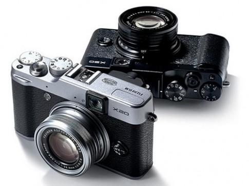Fujifilm có thể ra mắt model X30 cảm biến lớn