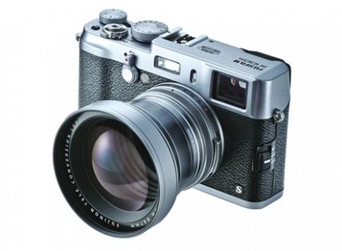 Fujifilm giới thiệu bộ nhân tiêu cự cho X100 và X100S