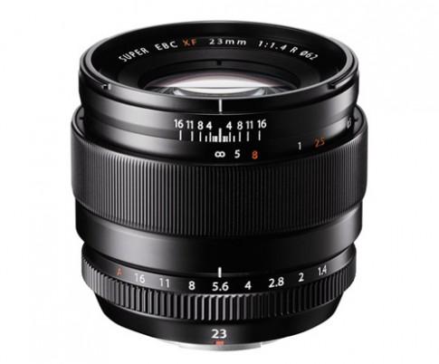 Fujifilm giới thiệu ống kính fix tiêu chuẩn 23 mm f/1.4