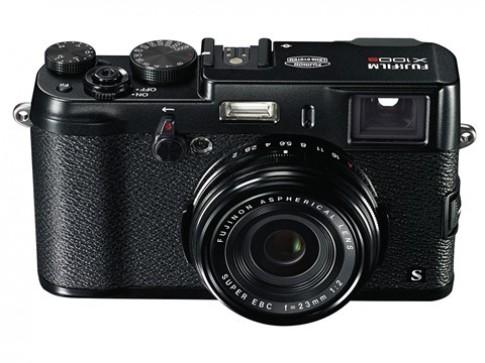 Fujifilm gioi thieu X100S mau den va 5 may compact moi
