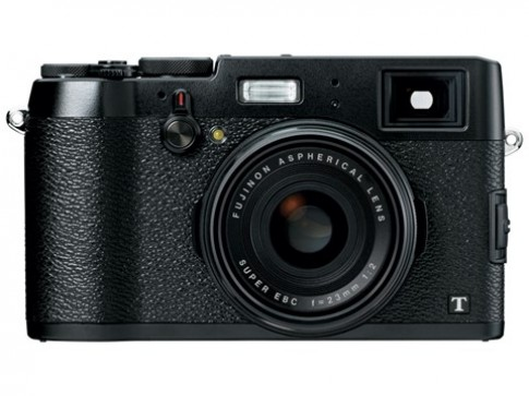 Fujifilm giới thiệu X100T dùng kính ngắm lai và X-T1 màu bạc