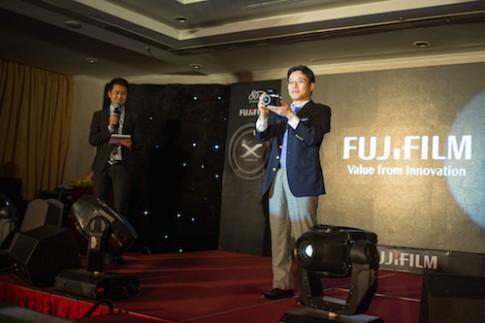 Fujifilm ra mắt máy ảnh X-T1 tại Việt Nam, giá 28,9 triệu đồng