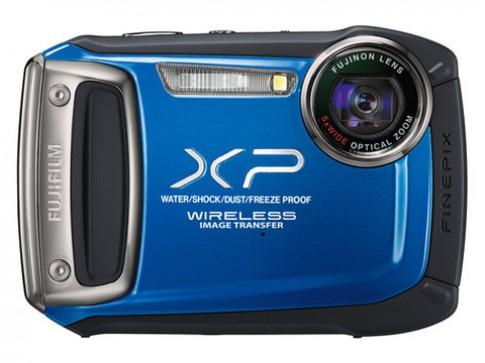Fujifilm ra máy ảnh chống thấm nước có Wi-Fi
