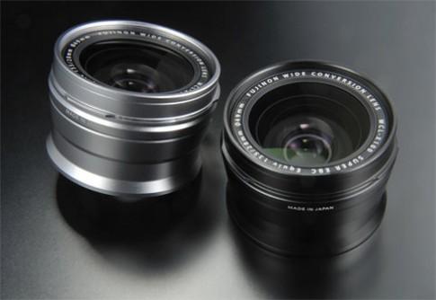Fujifilm ra ngàm chuyển góc rộng cho X100